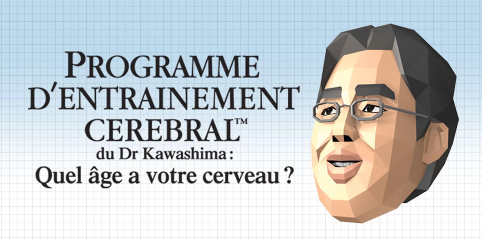Programme d'entraînement cérébral du Dr Kawashima : Quel âge a votre cerveau