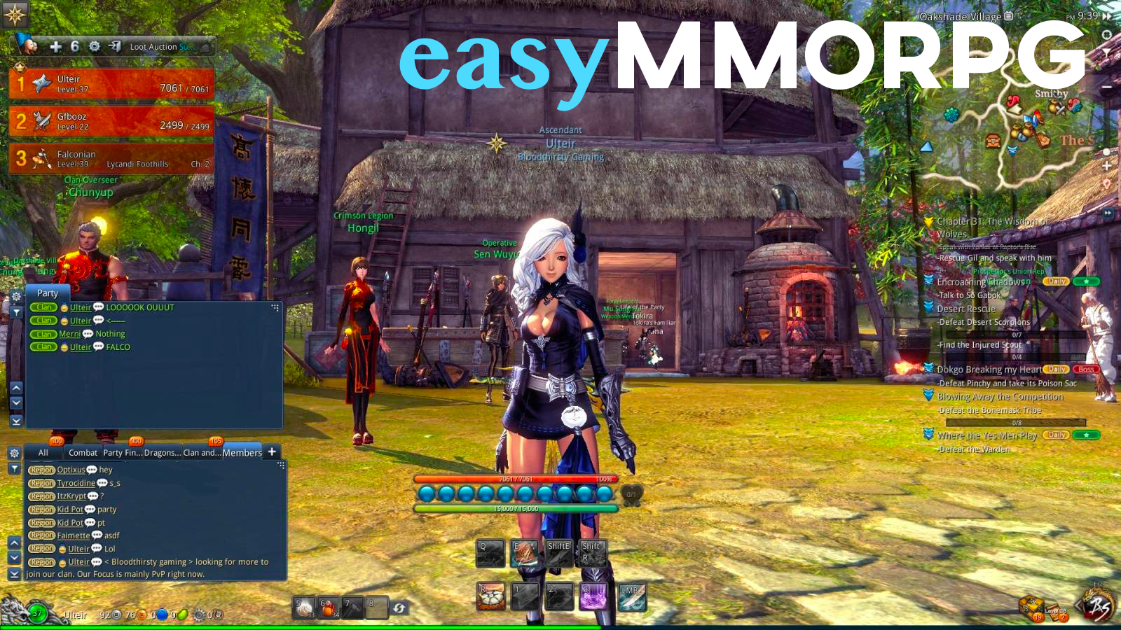 easyMMORPG