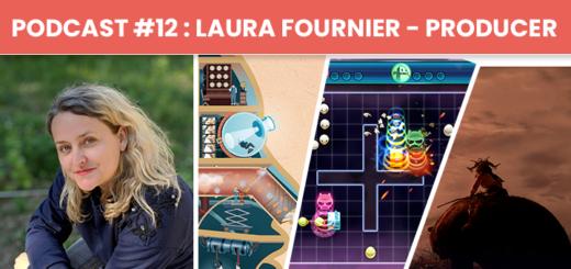 Podcast #12 – Laura Fournier : Producer Chez Wild Sheep Studio