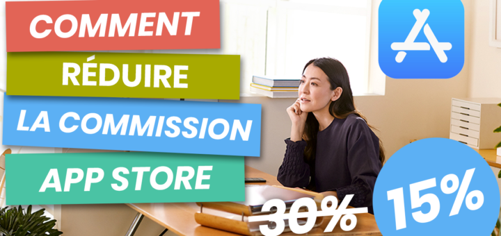 reduire commission app store apple store small business program